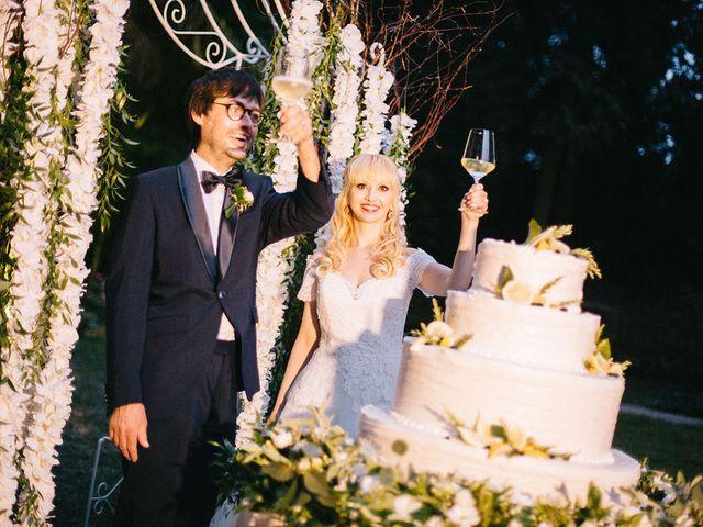 Il matrimonio di Luca e Annie a Trivignano Udinese, Udine 135