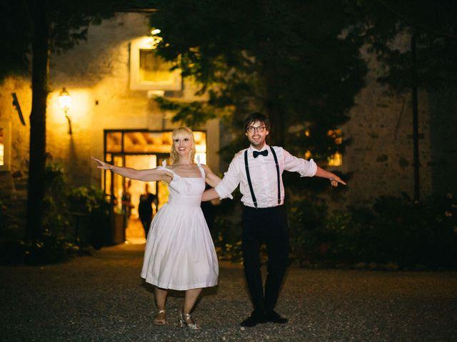 Il matrimonio di Luca e Annie a Trivignano Udinese, Udine 141