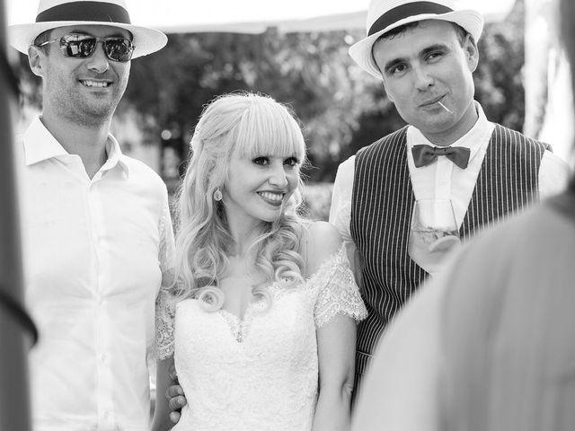 Il matrimonio di Luca e Annie a Trivignano Udinese, Udine 85