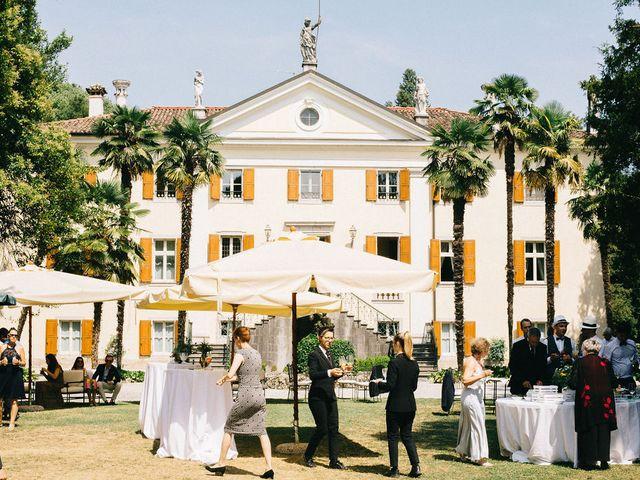 Il matrimonio di Luca e Annie a Trivignano Udinese, Udine 86