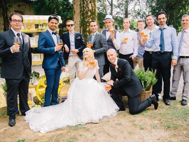 Il matrimonio di Luca e Annie a Trivignano Udinese, Udine 91