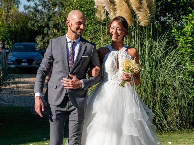 Il matrimonio di Dasireè e Agostino a Tortona, Alessandria 26