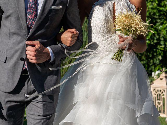 Il matrimonio di Dasireè e Agostino a Tortona, Alessandria 27