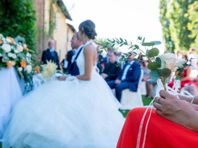 Il matrimonio di Dasireè e Agostino a Tortona, Alessandria 31