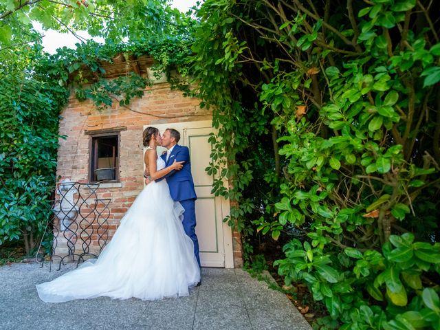 Il matrimonio di Dasireè e Agostino a Tortona, Alessandria 35