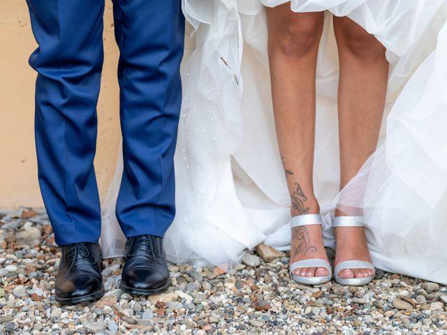 Il matrimonio di Dasireè e Agostino a Tortona, Alessandria 42