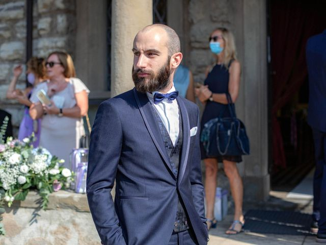 Il matrimonio di Riccardo e Samantha a Bergamo, Bergamo 13