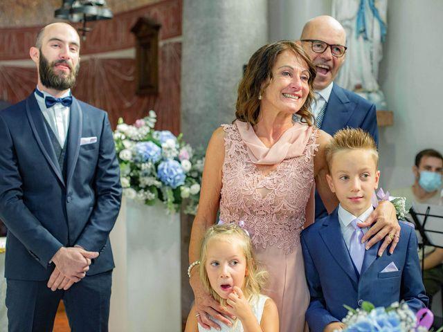 Il matrimonio di Riccardo e Samantha a Bergamo, Bergamo 14