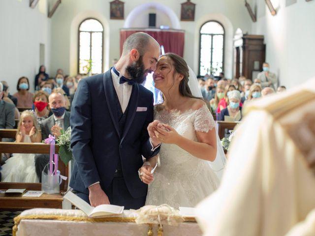 Il matrimonio di Riccardo e Samantha a Bergamo, Bergamo 16