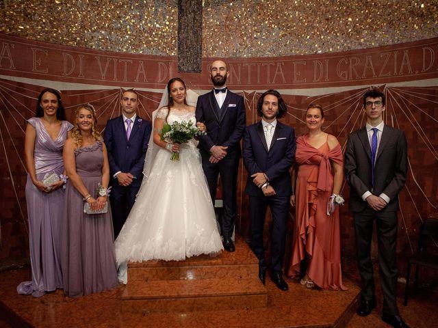 Il matrimonio di Riccardo e Samantha a Bergamo, Bergamo 27
