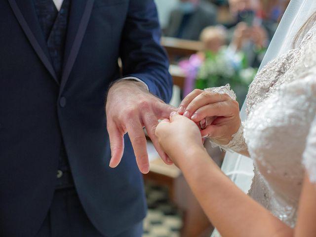 Il matrimonio di Riccardo e Samantha a Bergamo, Bergamo 35