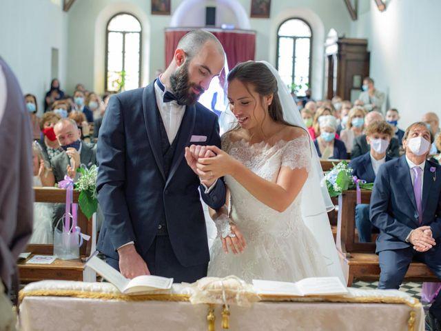Il matrimonio di Riccardo e Samantha a Bergamo, Bergamo 36