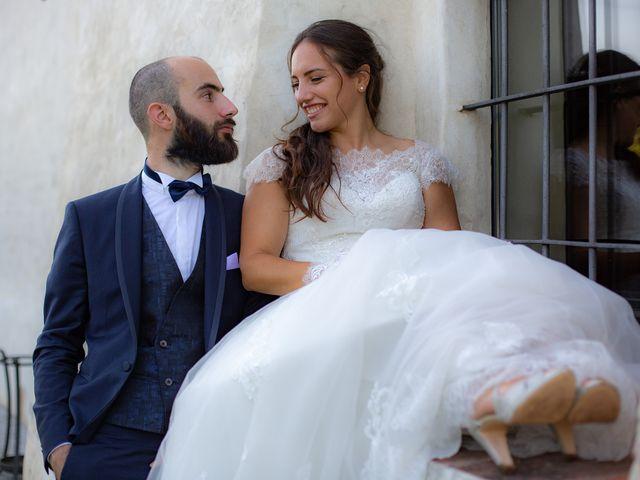 Il matrimonio di Riccardo e Samantha a Bergamo, Bergamo 41