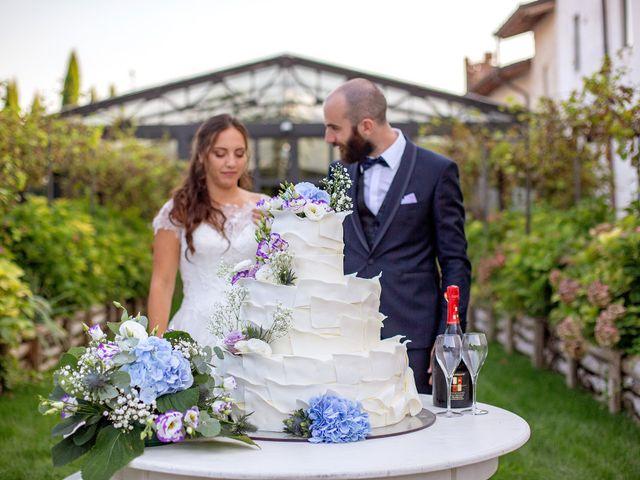 Il matrimonio di Riccardo e Samantha a Bergamo, Bergamo 45