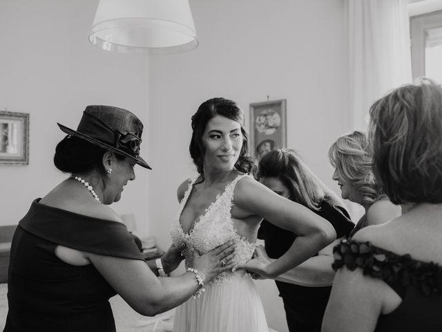 Il matrimonio di Marilena e Francesco a Trecase, Napoli 7
