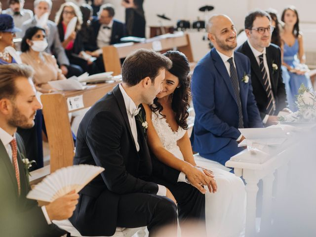 Il matrimonio di Marilena e Francesco a Trecase, Napoli 13