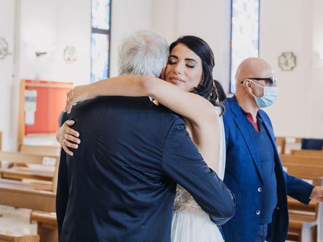 Il matrimonio di Marilena e Francesco a Trecase, Napoli 16