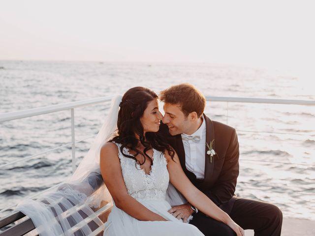 Le nozze di Francesco e Marilena