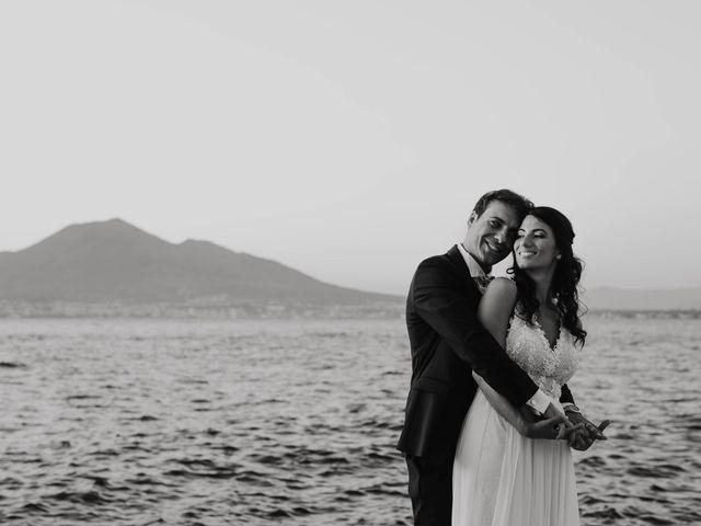 Il matrimonio di Marilena e Francesco a Trecase, Napoli 22