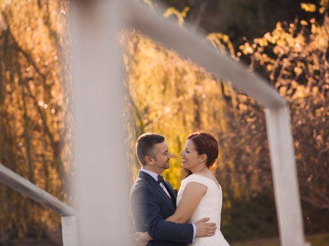 le nozze di Federica e Ivan