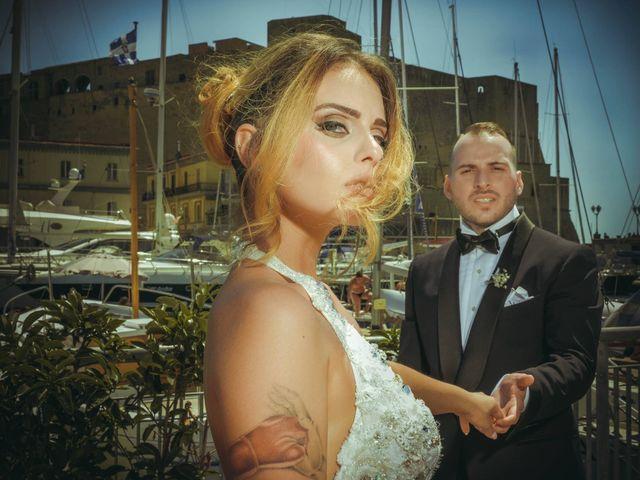 le nozze di Rosanna  e Giovanni