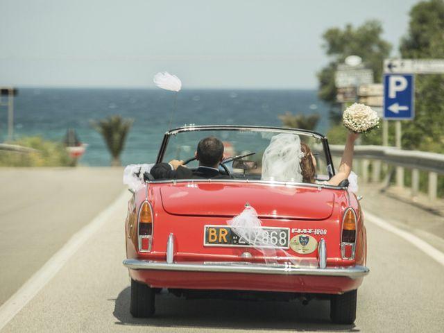 Il matrimonio di Quirico e Palma a Fasano, Brindisi 2