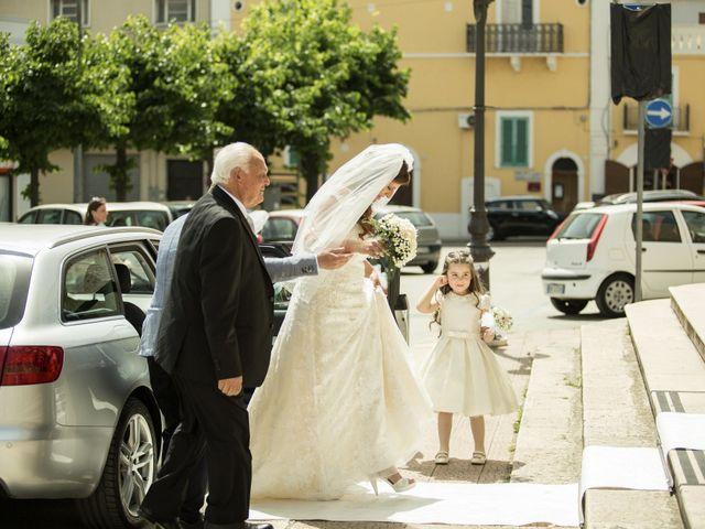 Il matrimonio di Quirico e Palma a Fasano, Brindisi 11