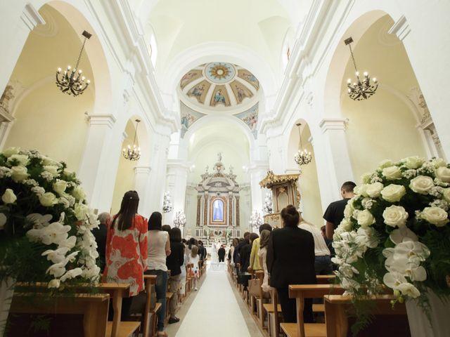 Il matrimonio di Quirico e Palma a Fasano, Brindisi 12