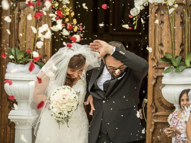 Il matrimonio di Quirico e Palma a Fasano, Brindisi 13