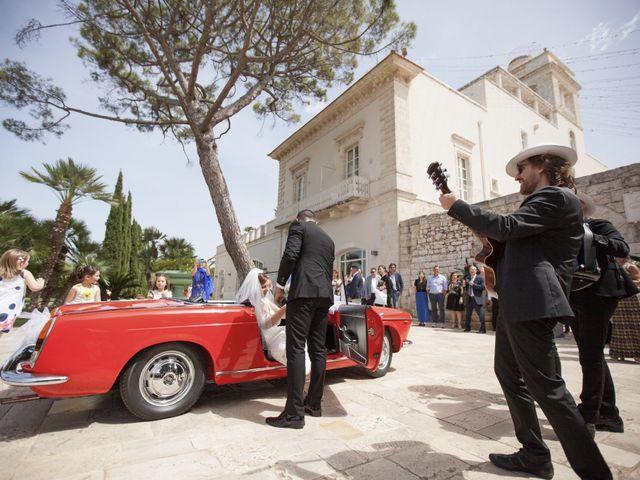 Il matrimonio di Quirico e Palma a Fasano, Brindisi 14