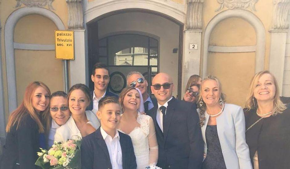 Il matrimonio di Angela e Claudio a Melzo, Milano