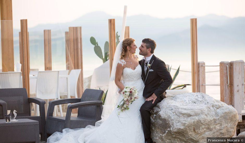 Il matrimonio di Massimiliano e Maria a Palmi, Reggio Calabria