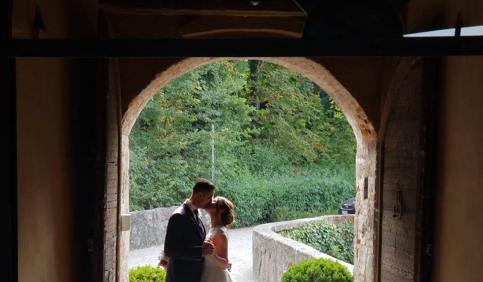 Il matrimonio di Matteo e Sara a Saronno, Varese