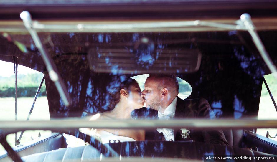 Il matrimonio di Gabriele e Eleonora a Ispra, Varese