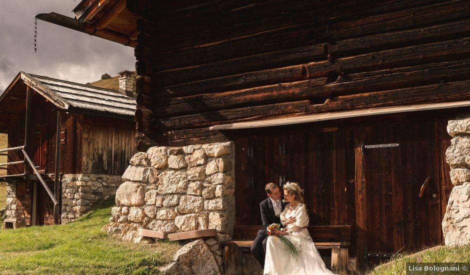 Il matrimonio di Martino e Daniela a Canazei, Trento
