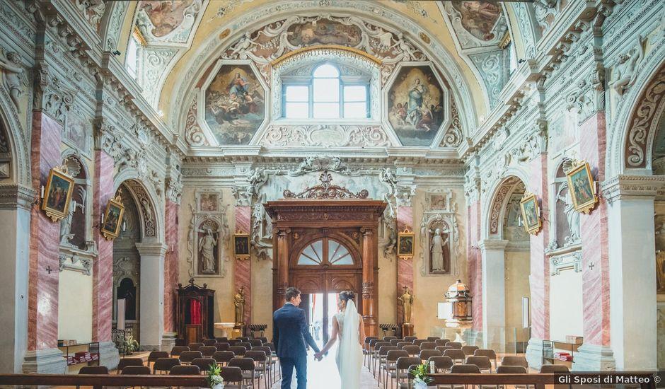 Il matrimonio di Simone e Milena a Bergamo, Bergamo
