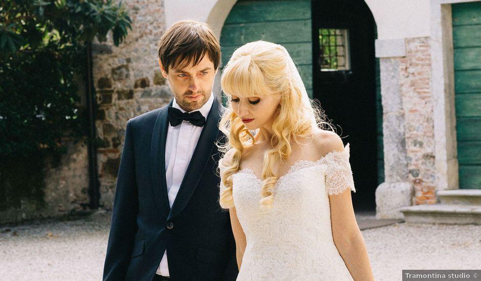 Il matrimonio di Luca e Annie a Trivignano Udinese, Udine