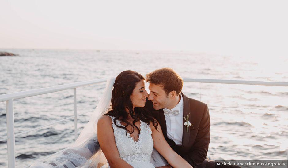 Il matrimonio di Marilena e Francesco a Trecase, Napoli