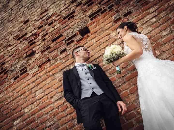 le nozze di Rossella e Matteo