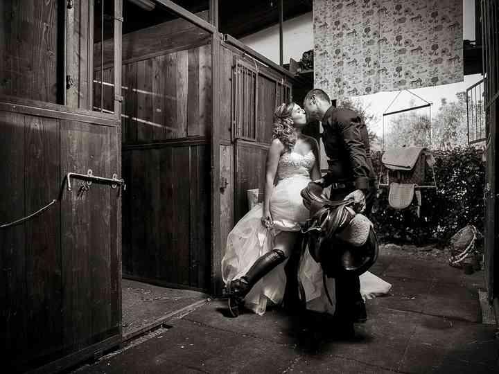 le nozze di Valentina e Lucio