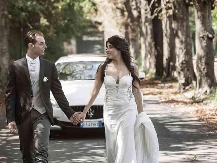Le nozze di Lucia e Mario