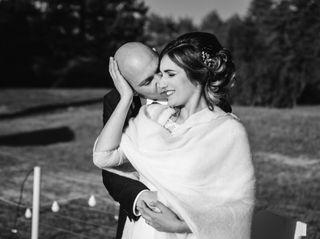 Le nozze di Ilenia e Gianmaria