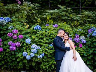 Le nozze di Irene e Luca