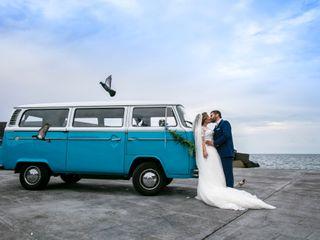 Le nozze di Salvo e Martina
