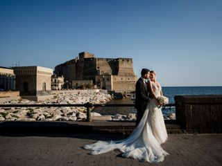 Le nozze di Luca e Simona