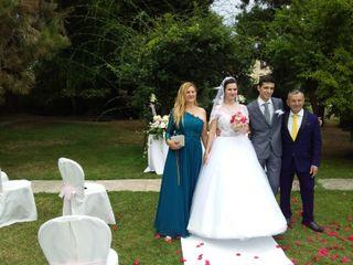 Le nozze di Ionela e Mirko