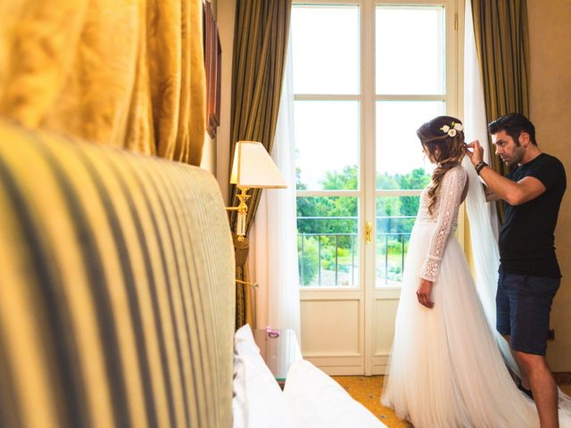 Il matrimonio di Mirko e Tania a Oleggio Castello, Novara 19