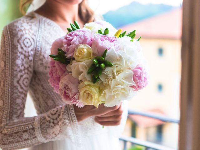 Il matrimonio di Mirko e Tania a Oleggio Castello, Novara 21