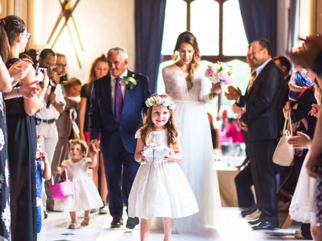 Il matrimonio di Mirko e Tania a Oleggio Castello, Novara 25