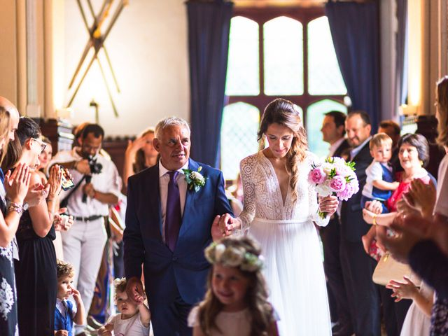 Il matrimonio di Mirko e Tania a Oleggio Castello, Novara 26